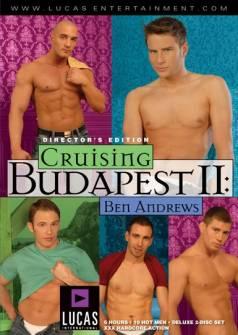 Cruising Budapest II: Ben Andrews - Front Cover