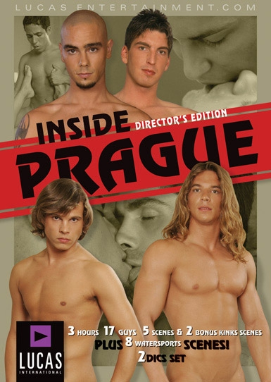 Inside Prague - Front Cover