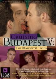 Cruising Budapest V: The Mangiattis - Front Cover