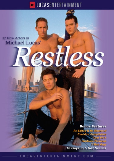 Restless - Front Cover