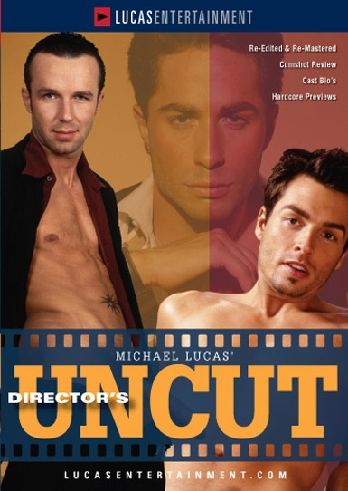 Director's Uncut - Front Cover