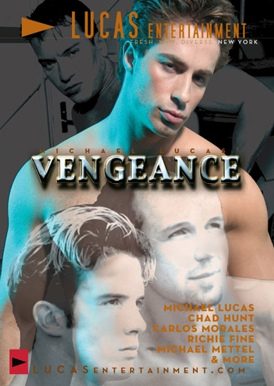Vengeance - Front Cover