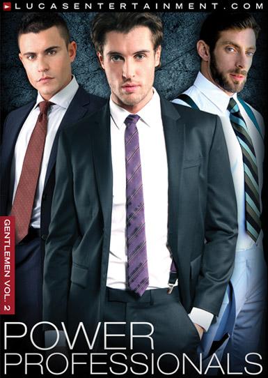 Gentlemen 02: Power Professionals - Front Cover