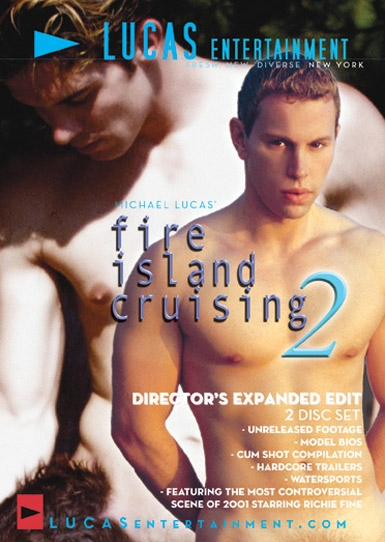 Fire Island Cruising 2 - Front Cover