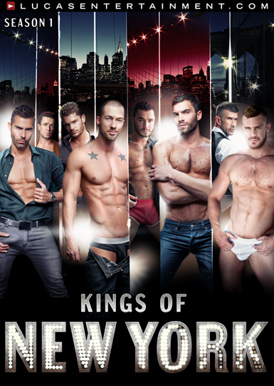 Kings of New York (Season 1) - Front Cover