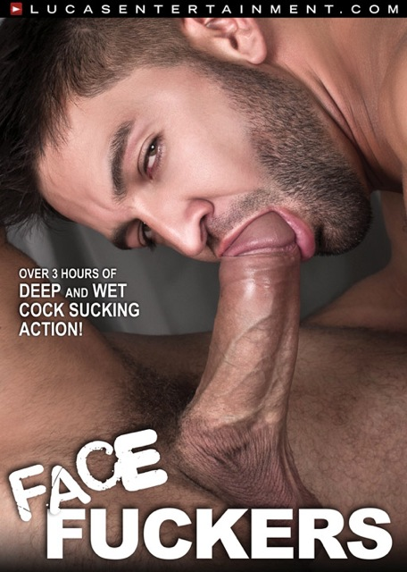 Face Fuckers - Front Cover