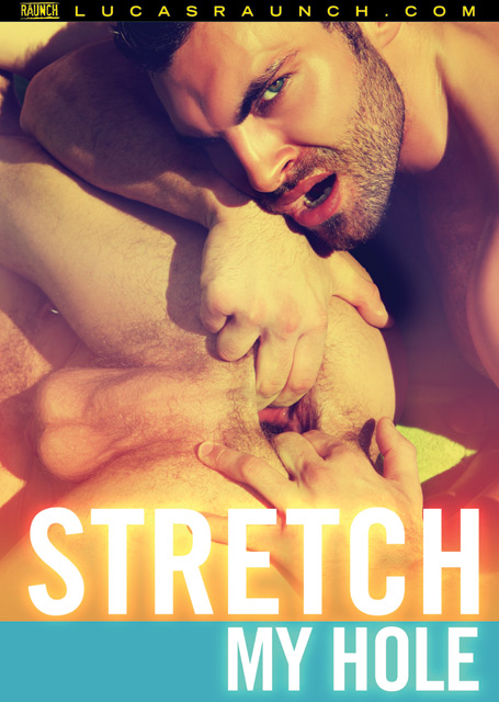 Stretch My Hole - Front Cover
