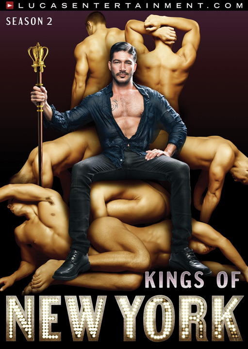 Kings of New York (Season 2) - Front Cover