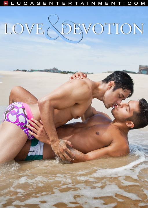 Love and Devotion - Front Cover
