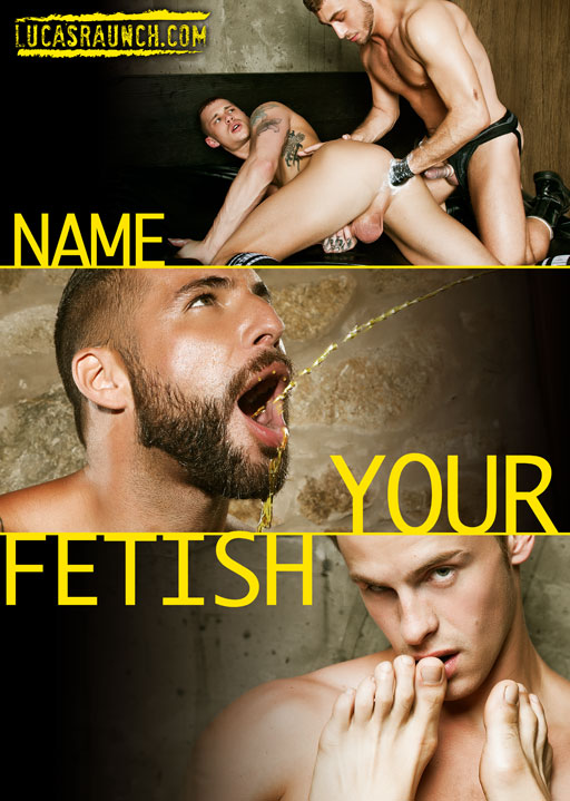 Name Your Fetish - Front Cover