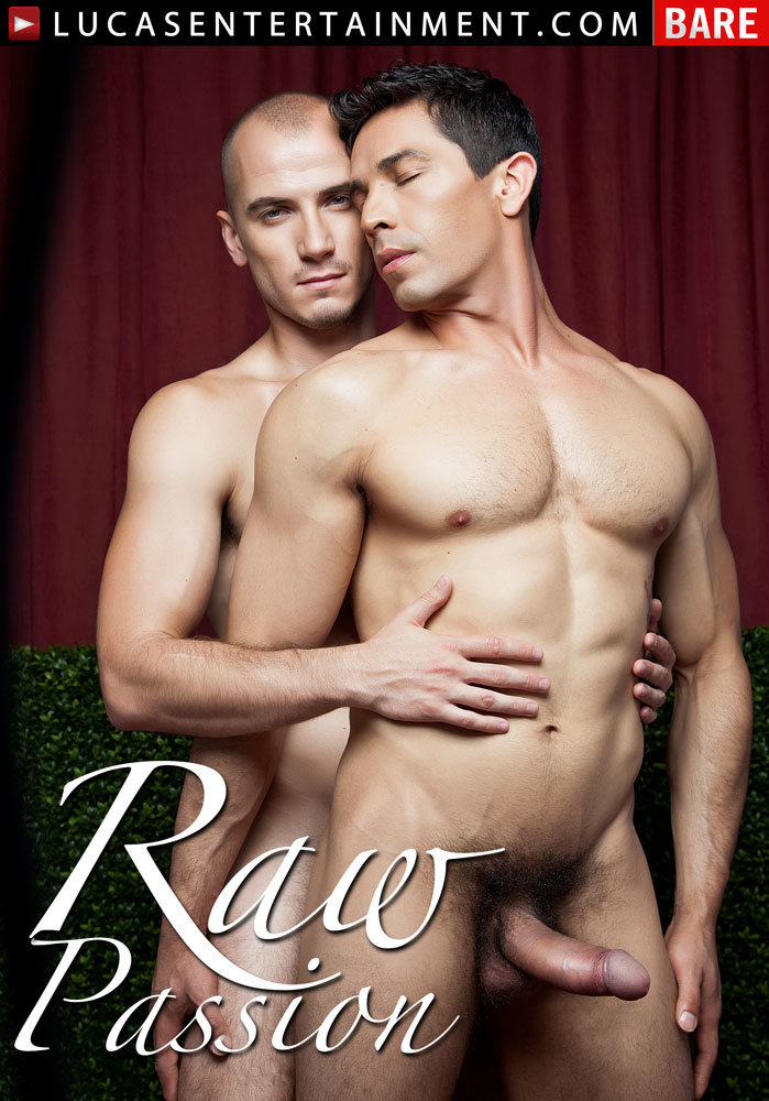 Raw Passion - Front Cover