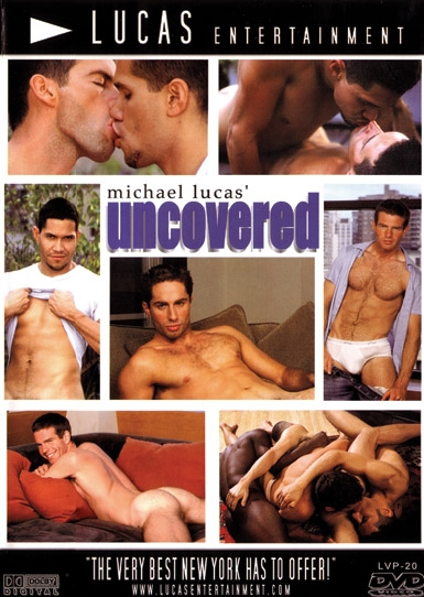 Uncovered - Front Cover