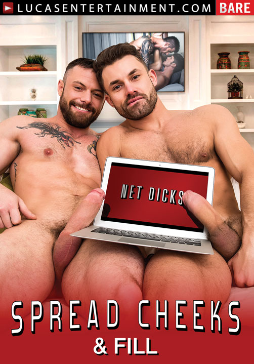 Spread Cheeks And Fill - Front Cover
