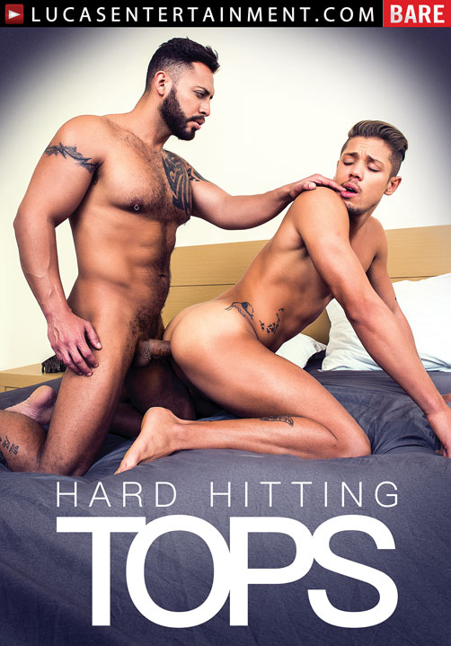 Hard Hitting Tops - Front Cover