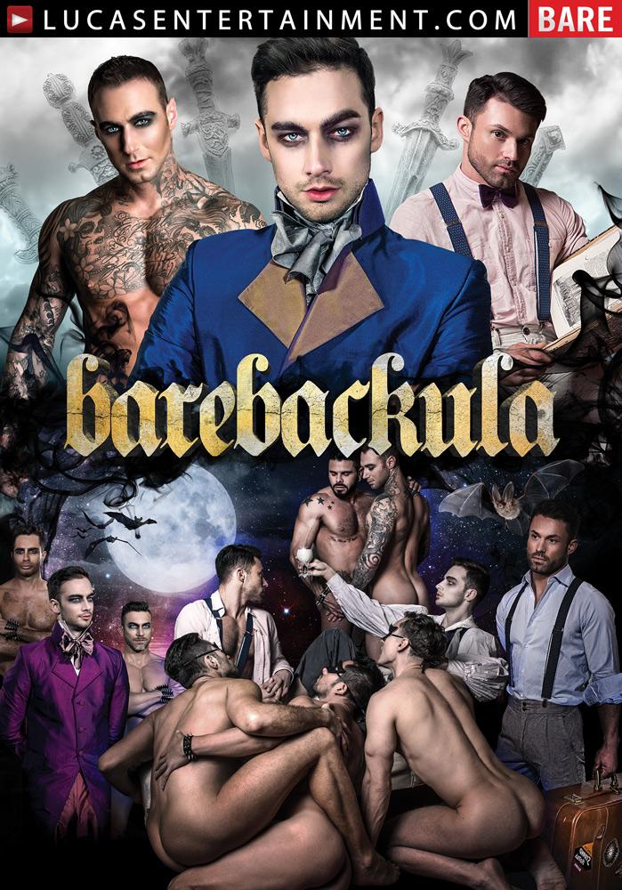 Barebackula - Front Cover