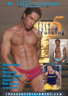 Fire Island Cruising 5 - Front Cover