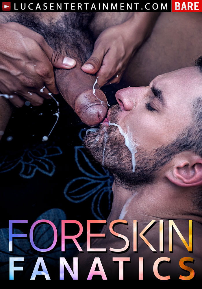 Foreskin Fanatics - Front Cover