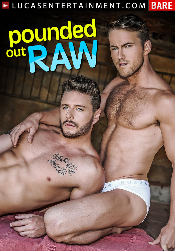 Pounded Out Raw - Front Cover