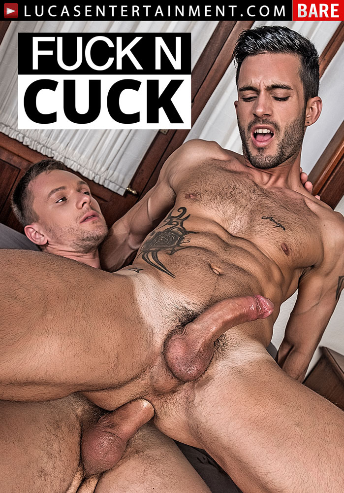 Fuck N Cuck - Front Cover
