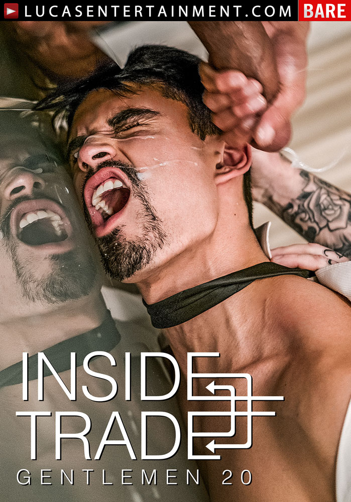 Gentlemen 20: Inside Trade - Front Cover