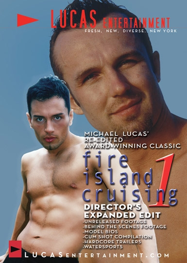 Fire Island Cruising 1 - Front Cover