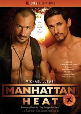 Manhattan Heat - Front Cover