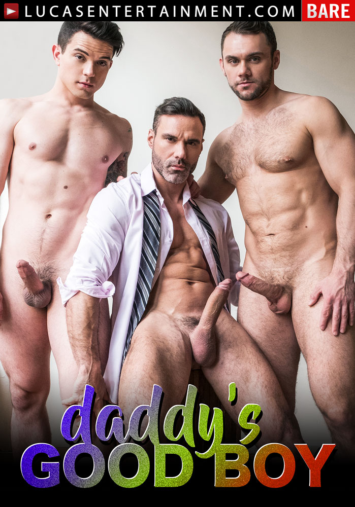 Daddy's Good Boy - Front Cover