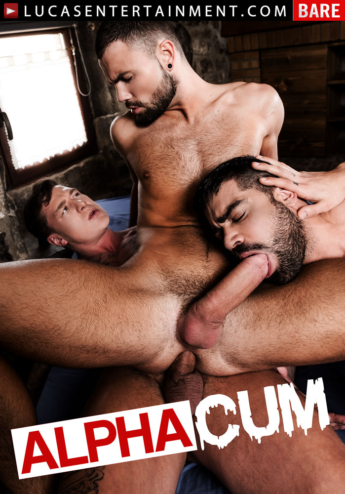 Alpha Cum - Front Cover