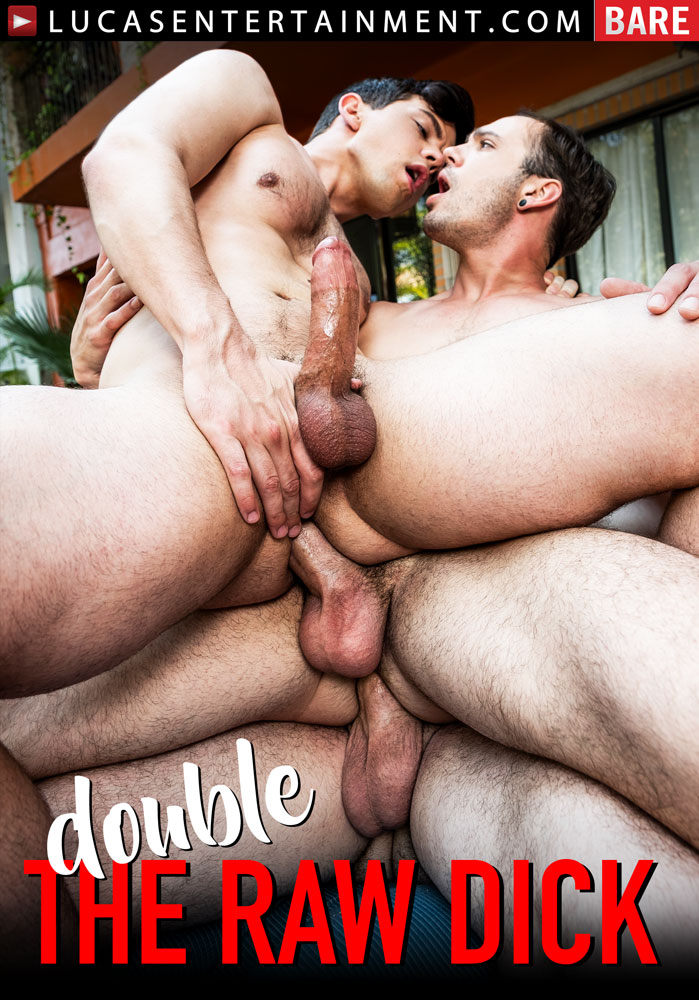 Double The Raw Dick - Front Cover