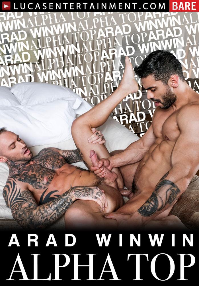Arad Winwin: Alpha Top - Front Cover