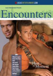 Encounters 1: In the Heat of the Moment - Front Cover