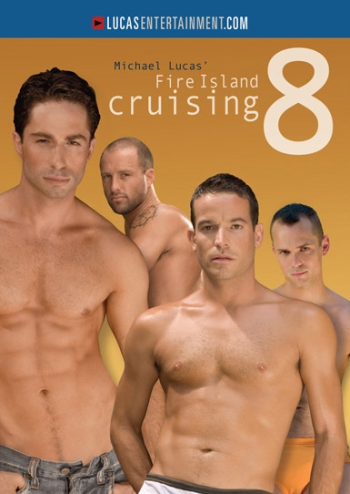 Fire Island Cruising 8 - Front Cover