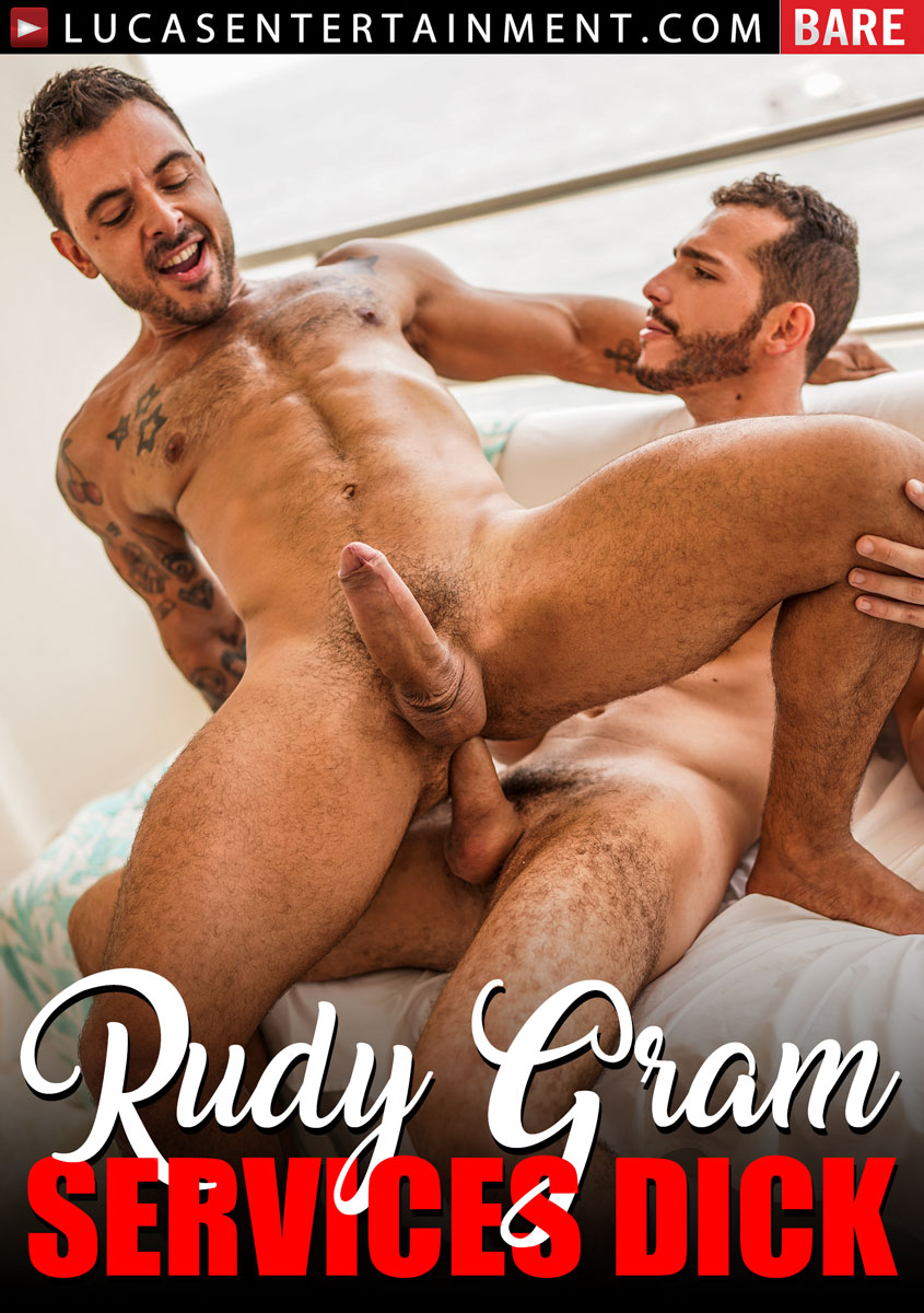 Rudy Gram Services Dick Cover Front