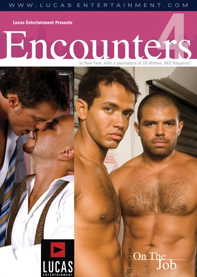 Encounters 4: On the Job - Front Cover