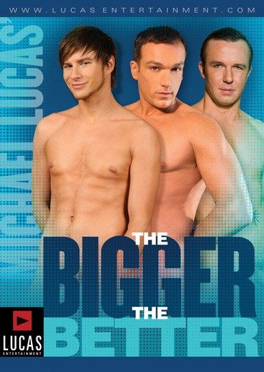 The Bigger the Better - Front Cover