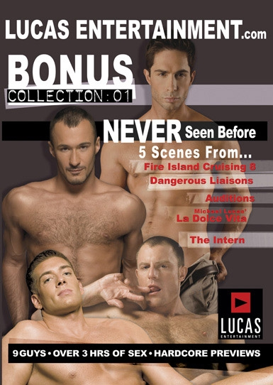 The Bonus Collection: 01 - Front Cover