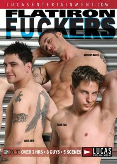 Flatiron Fuckers - Front Cover
