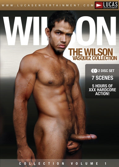 The Wilson Vasquez Collection - Front Cover