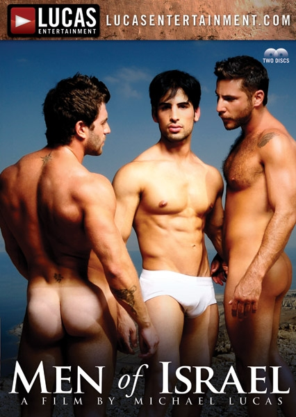 Men of Israel - Front Cover