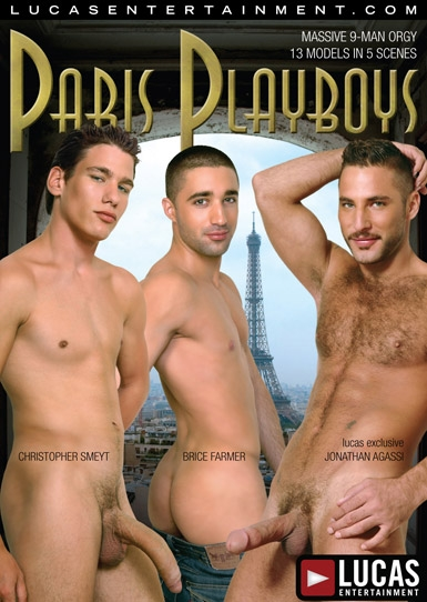Paris Playboys - Front Cover