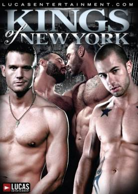 Kings of New York - Front Cover