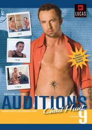 Auditions 09: Chad Hunt - Front Cover