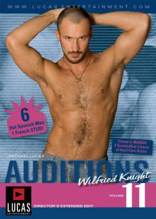 Auditions 11: Wilfried Knight - Front Cover