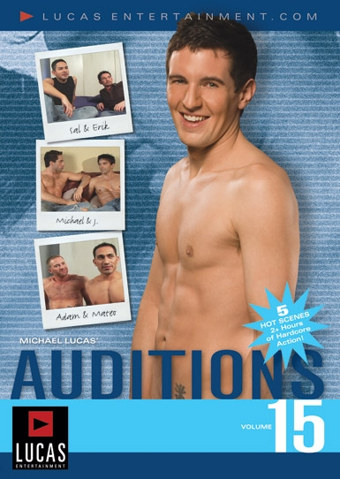 Auditions 15 - Front Cover