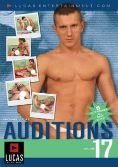 Auditions 17 - Front Cover