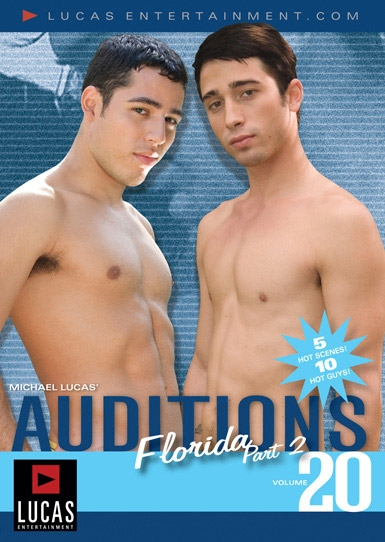 Auditions 20: Florida, Part 2 - Front Cover