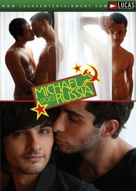 Auditions 27: Michael Does Russia - Front Cover