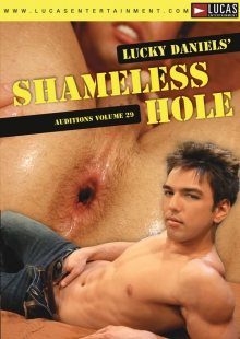Auditions 29: Lucky Daniels' Shameless Hole - Front Cover