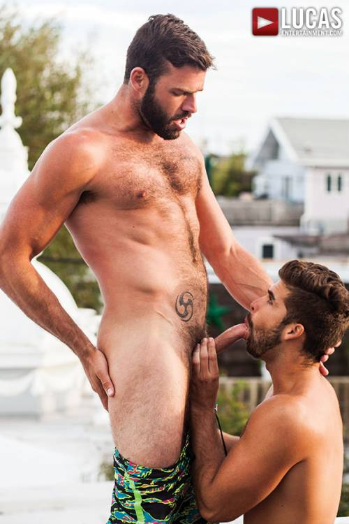 Xavier Jacobs Begs For Jonah Fontana's Cock - Gay Movies - Lucas Entertainment