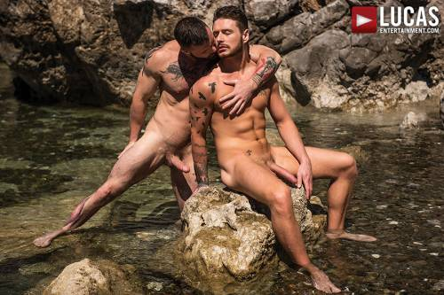 See Josh Rider's Exclusive Debut With Sergeant Miles - Gay Movies - Lucas Entertainment